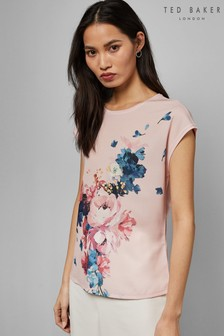 Ted Baker Pink Ripple T-Shirt