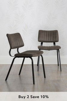 Set Of 2 Aiden Dining Chairs