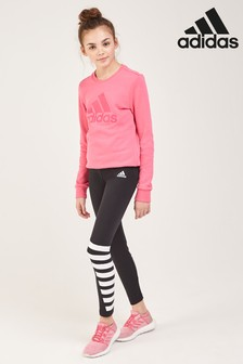adidas Black Sport ID Leggings