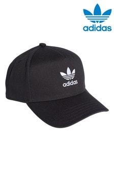adidas Originals Black Trucker Cap