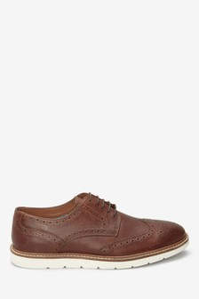 Wedge Brogue