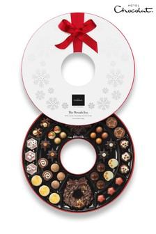 The Wreath Box by Hotel Chocolat