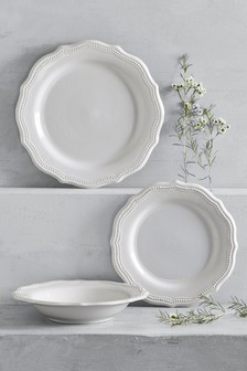 12 Piece Aurelia Dinner Set