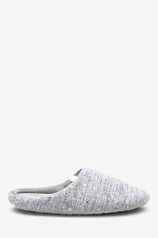 Jemnučké hviezdičkové papuče s potlačou