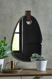 Hanging Tab Mirror