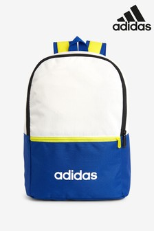 adidas Little Kids Blue/Grey Backpack
