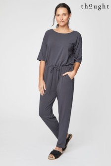 Thought Grey Borg Jumpsuit