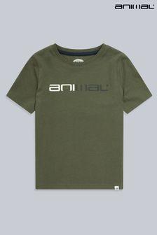 Short Sleeve Shirt With Jersey Collar (3-16yrs)