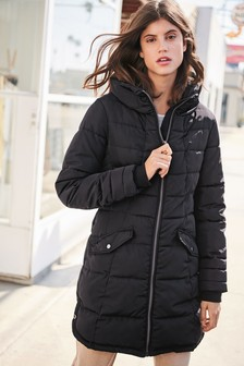 Womens Down Jackets | Ladies Padded & Hooded Jackets | Next