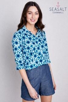 Seasalt Blue Larissa Shirt