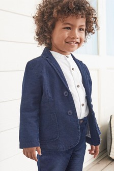 Smart Blazer (3mths-7yrs)