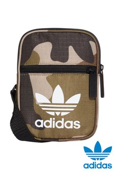 adidas Originals Camo Festival Bag