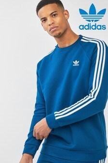 Толстовка с тремя полосками adidas Originals