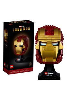 LEGO 76165 Marvel Avengers Iron Man Helmet Set for Adults