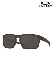 Солнцезащитные очки в черепаховой оправе Oakley®