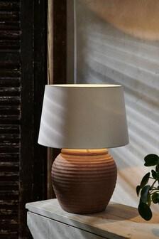 Tuscany Terracotta Table Lamp