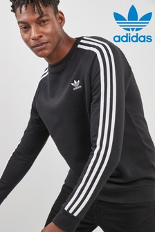 adidas Originals 3 Stripe Crew