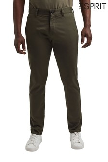 Esprit Green Woven Trousers