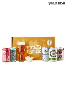 Beer Hawk Alcohol Free Beer Gift Box