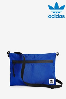 adidas Originals Blue Simple Pouch