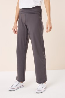 Roll Top Yoga Trousers