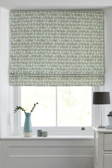 Edinburgh Weavers Bean Roman Blind