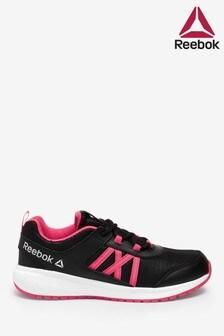 Reebok Black/Pink Road Supreme Trainers