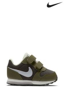 נעלי ספורט של Nike דגם MD Runner Infant עם סגירת וולקרו