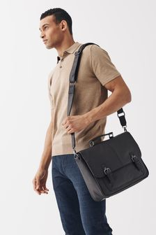 221d37a437 Black · Brown · Briefcase