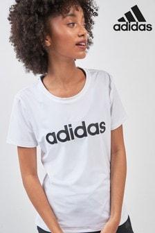 adidas D2M Logo Tee
