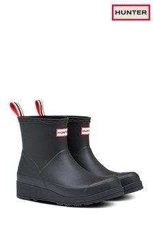 Hunter Black Original Play Short Welly