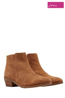 Joules Light Brown Langham Boot
