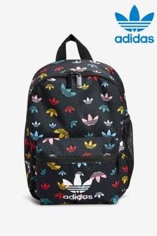 adidas Originals Kids Multi Logo Trefoil Backpack