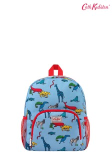 Cath Kidston Kids Grey Animals Classic Large Backpack