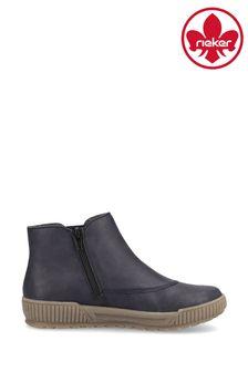 Linen Blend Boxy T-Shirt