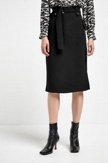 Formal Utility Skirt