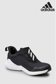 Baskets adidas Run FortaRun noires Junior & Youth