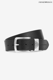 Emporio Armani Leather Belt