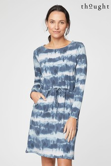 Thought Blue Ingryd Dress