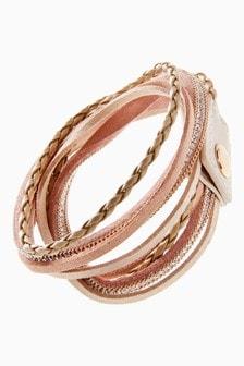 Sparkle Wrap Bracelet