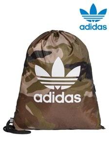 حقيبة رياضية مموهة من adidas Originals