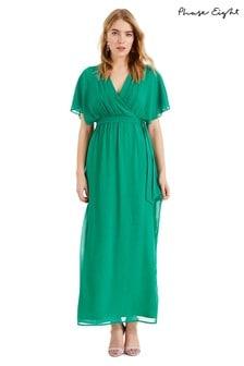 Buy Women S Dresses Weddingguest Weddingguest Maxi Maxi Green Green