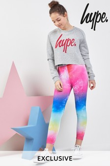 Hype. Rainbow Legging