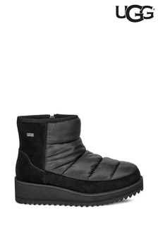 UGG® Ridge Mini Black Padded Boots