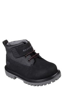 Skechers® Black Mecca-Bolders Boot