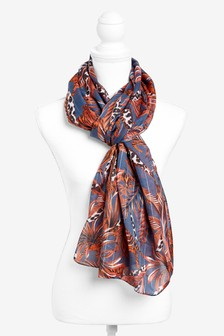 Tiger Sparkle Lightweight Scarf