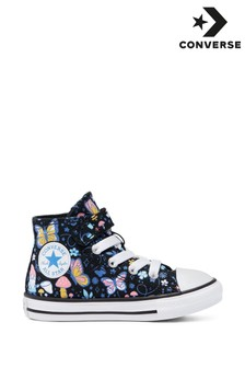 Converse Butterfly Infant High Trainers