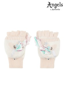 Angels By Accessorize Sparkle Unicorn Glove