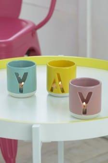Set of 3 Yay Tea Light Holders