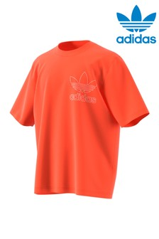 adidas Originals Trefoil Outline Tee